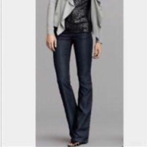 Cabi Farrah trouser dark jeans